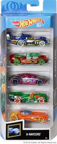 2018 Hot Wheels X-Raycers Two Timer