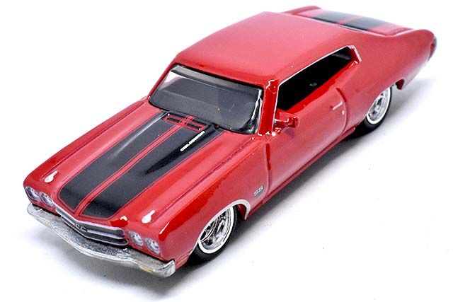 1970 CHEVROLET Chevelle SS Fast /& Furious 1//4 Mile Muscle 1:64 HOT WHEELS gbw90
