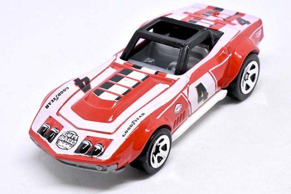 '69 CORVETTE RACERのレビュー!パイプフレームむき出しレース仕様のC3コルベット!